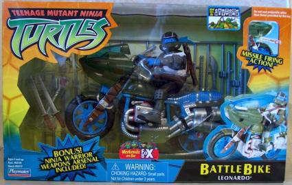 tmnt battle bikes