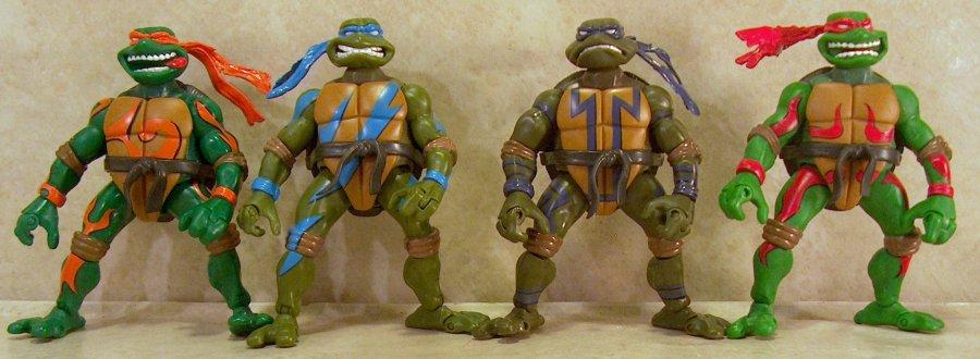 Teenage Mutant Ninja Turtles (TMNT) 9274