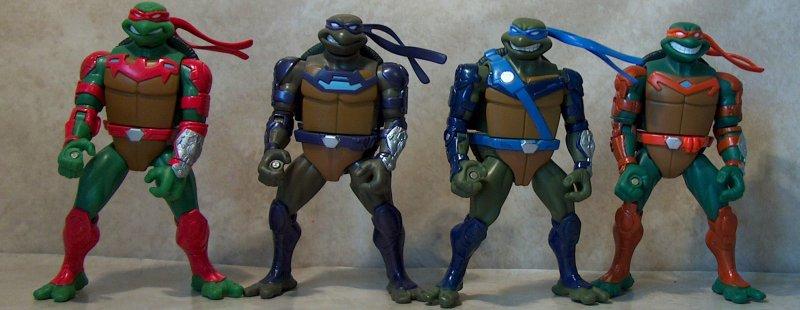 Tmnt Fast Forward Triple Strike Turtles Review