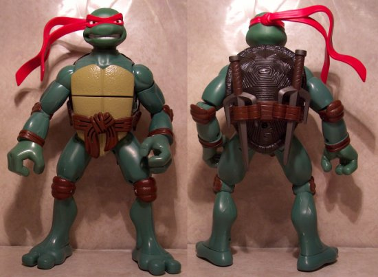 Tmnt Movie Big Mouth Talkin Figures Review