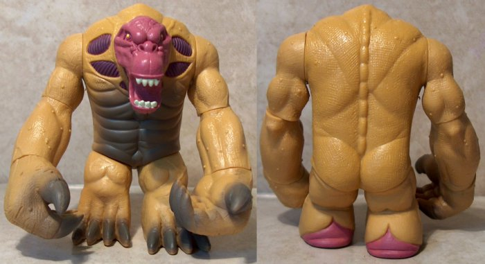 Tmnt Movie Series Two Figures Review