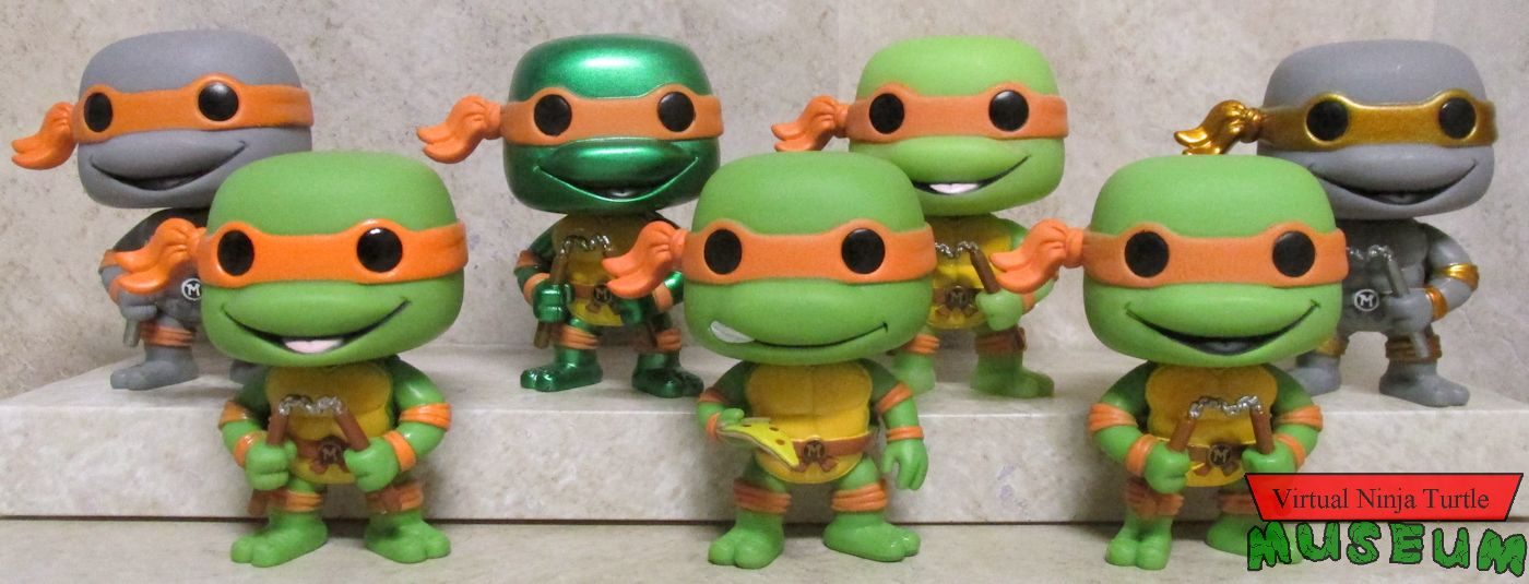 Funko Pop Rides Television Teenage Mutant Ninja Turtles