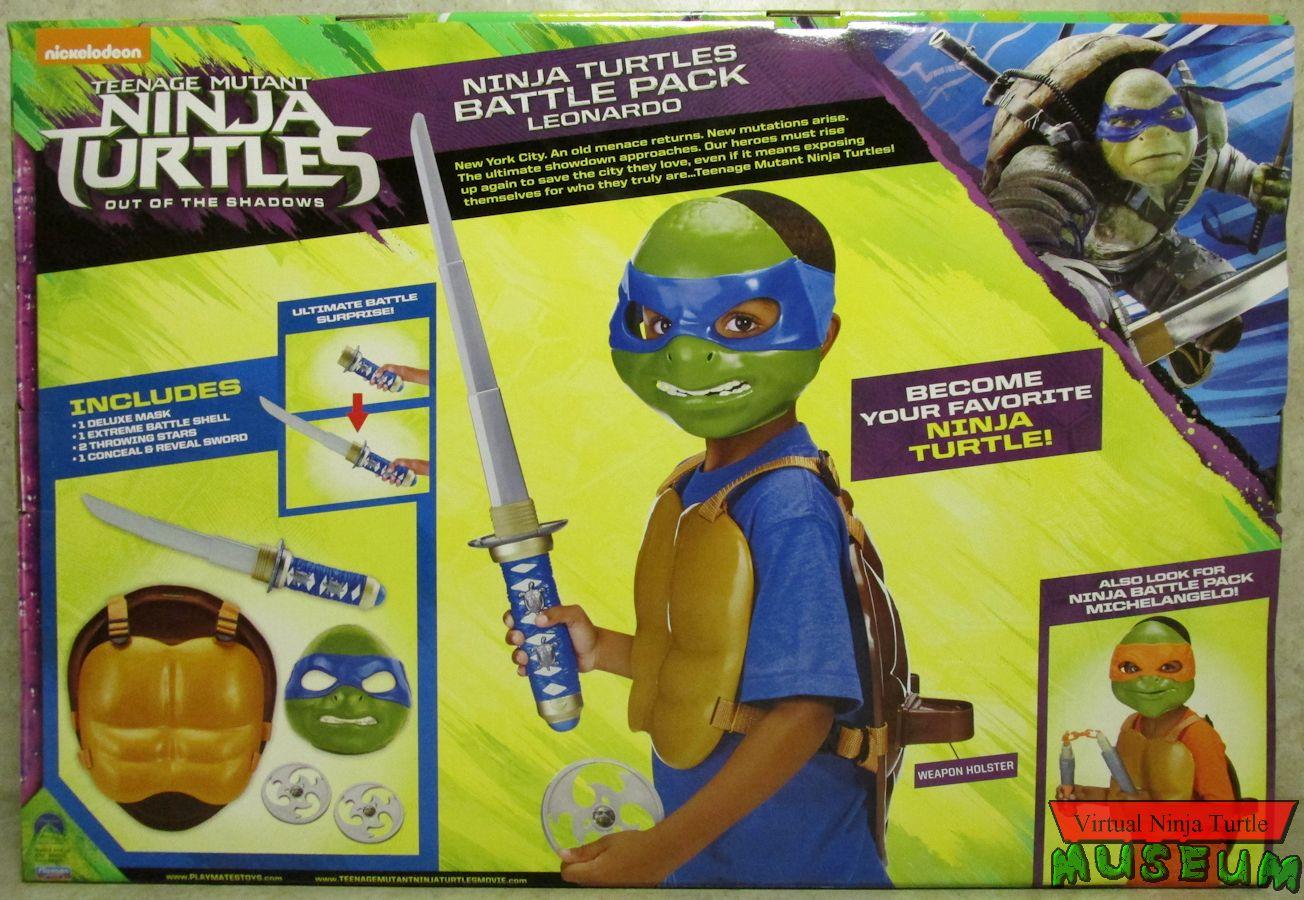 nina turtle pak