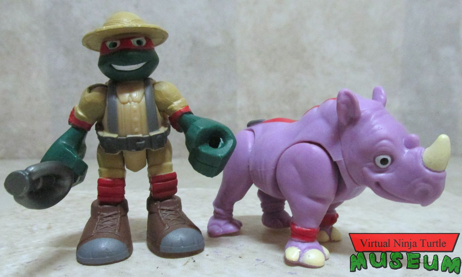 Safari Raph and Rhino