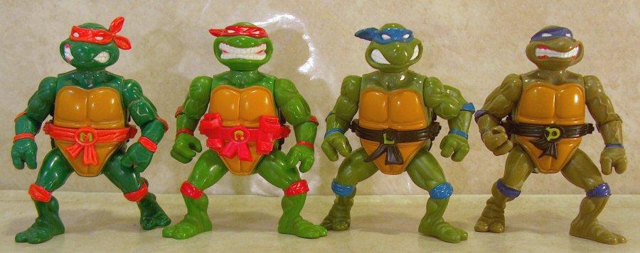 Storage Shell Turtles