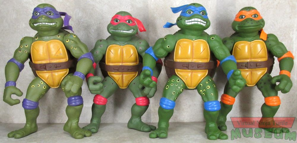 The Weirdness That Is The Ninja Turtles Early 90s Toy Line Neogaf