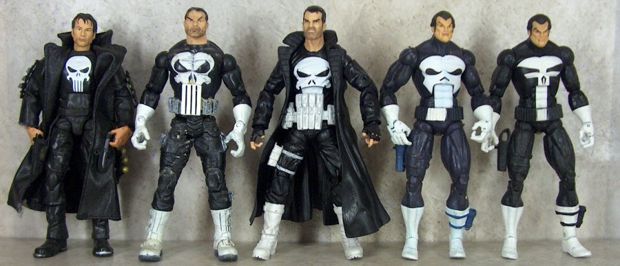 Punisher figures