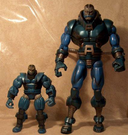 Marvel Legends Series 12: Apocalypse Series