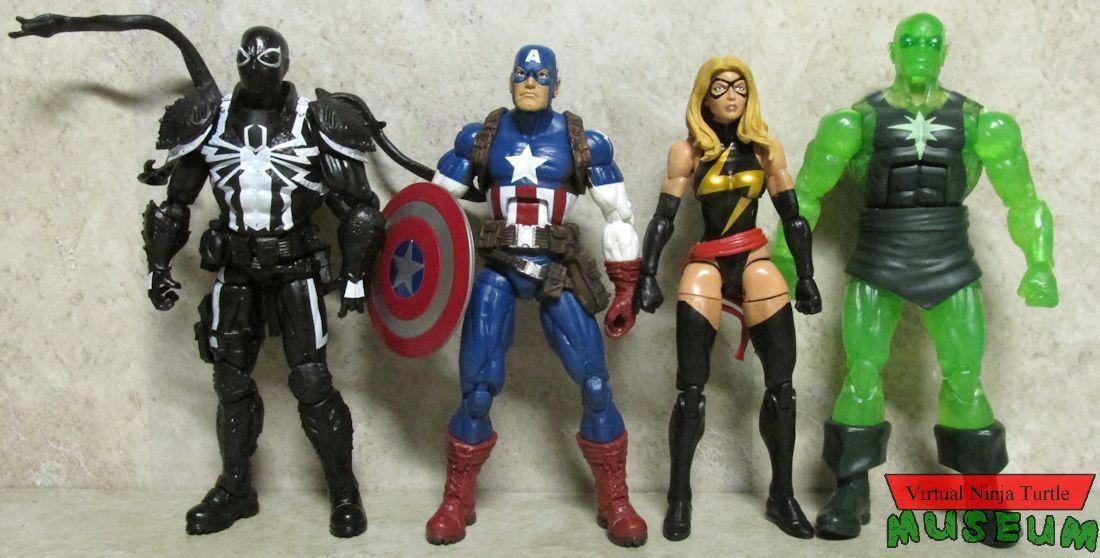 Figurine Venom version Collector Marvel Legends Hasbro