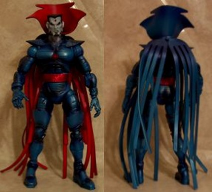 Marvel Legends Sentinel Series (10) & Spider-man Classics ...