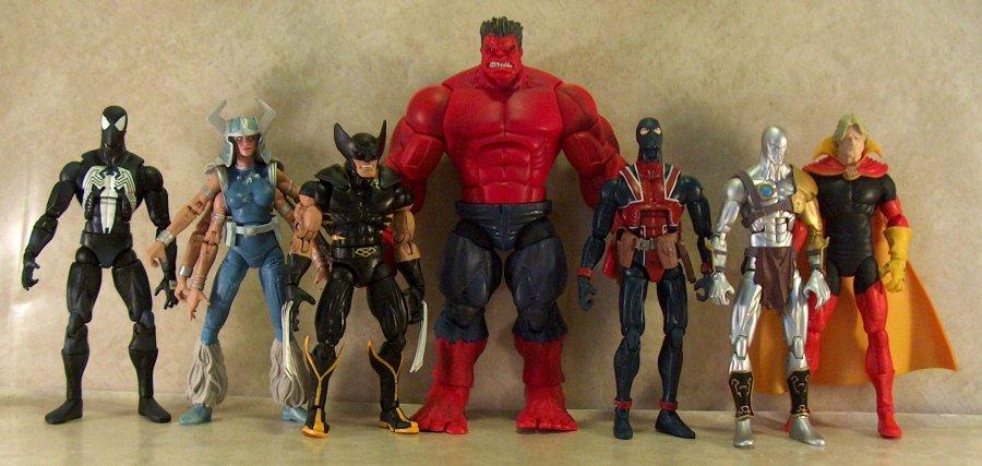 HASBRO TITAN HERO 1076