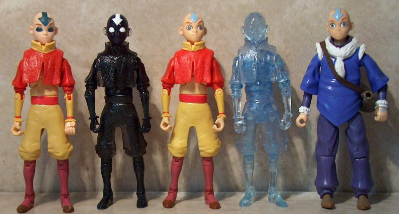 Avatar The Last Airbender Toys 64