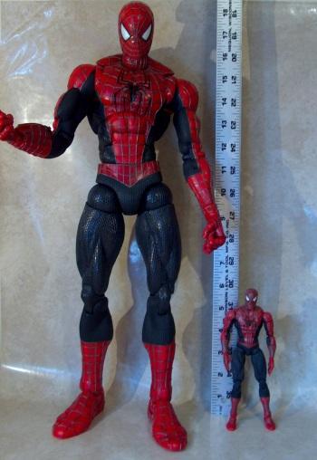 18 Inch Spider Man 2 Toy : Spider man movie ii ultimate quot figure