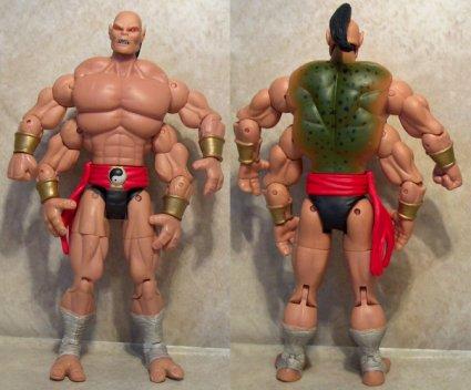 Jazwares Mortal Kombat Goro
