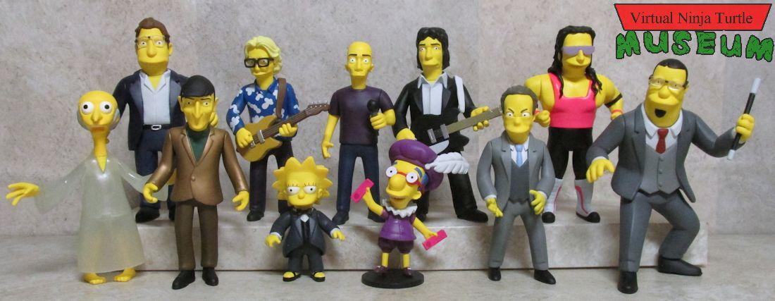 NECA Simpsons Greatest Guest Stars Milhouse Van Houten Figure New NOS MOC 2014