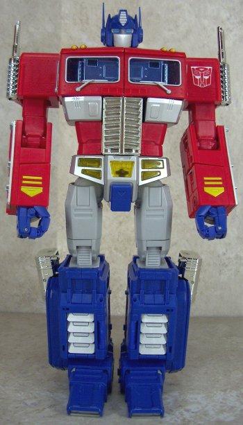 Transformers Masterpiece Optimus Prime Version 2
