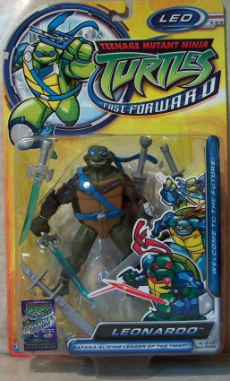 Tmnt Fast Forward Series 1 Review