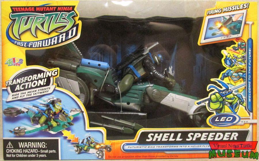Shell Speeder Leo