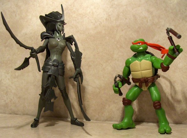 tmnt movie 2007 stone generals