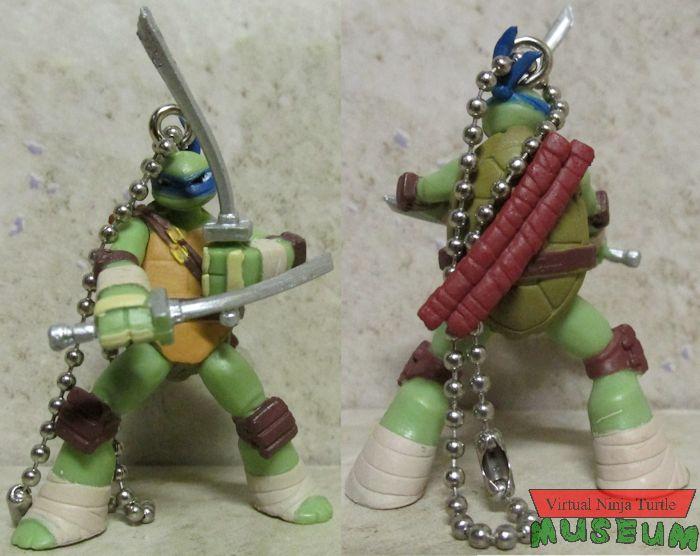 Takara Teenage Mutant Ninja Turtle Gashapon