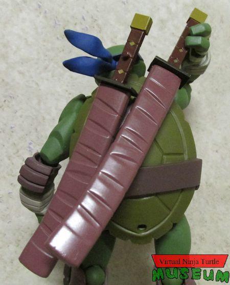 Revoltech Teenage Mutant Ninja Turtles Part One Leonardo Raphael