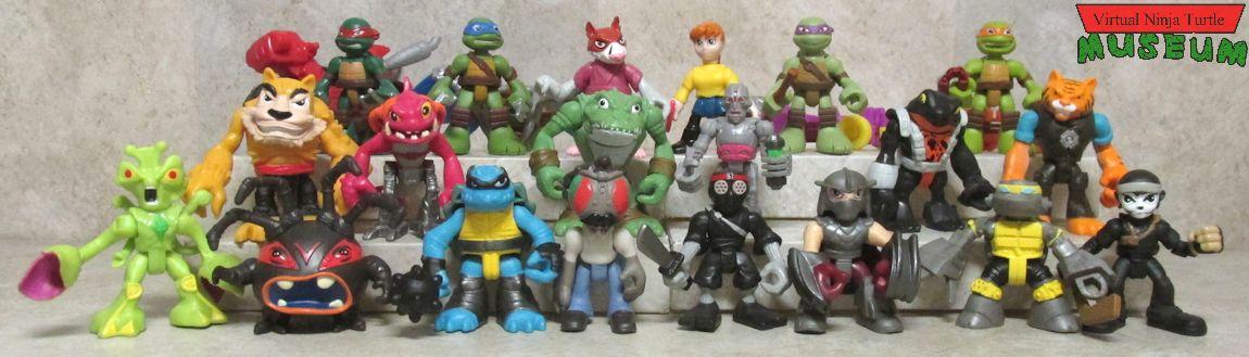 Playmates Half Shell Heroes Teenage Mutant Ninja Turtles Foot Soldier