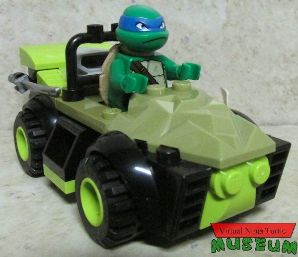 Teenage Mutant Ninja Turtles Lego Juniors: Turtle Lair Set