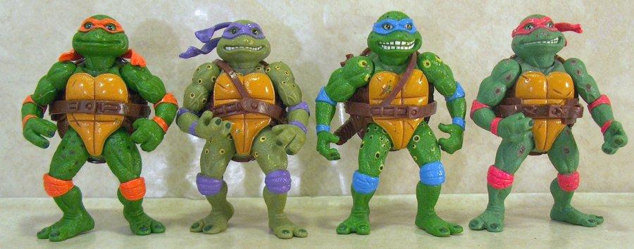 Movie Star Turtles
