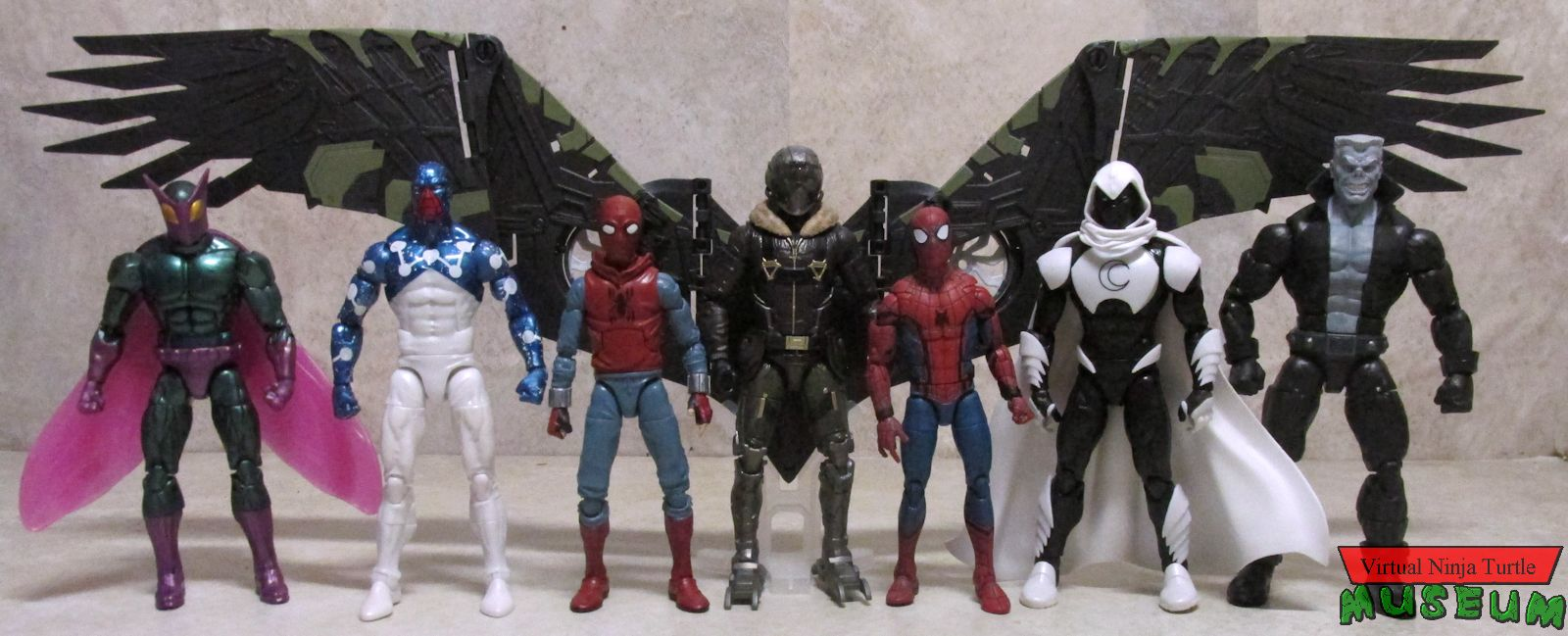 """Hasbro Homecoming Marvel Legends Vulture /& Spider-Man 3.75/"""" Figure Pack New Fast"""