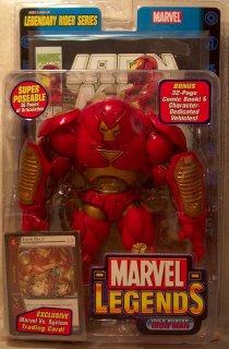 Marvel Legends Hulk Buster Iron Man Legendary Rider Series Tony Stark