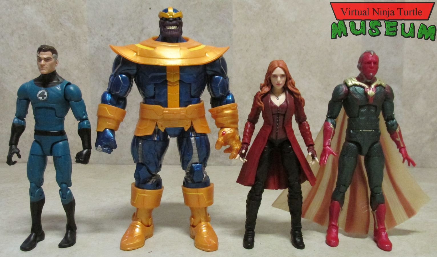 MARVEL LEGENDS AVENGERS TRU EXCLUSIVE 2 FIGURE PACK VISION SCARLET WITCH LOT SET