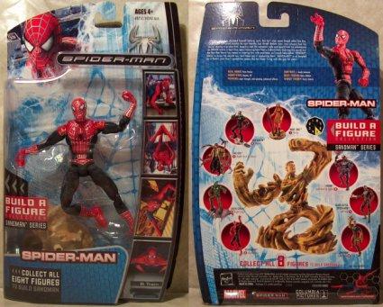Marvel Super Hero Sandman Spider-man Movie loose