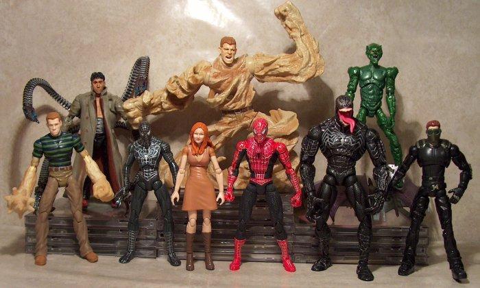 Hasbro Marvel Legends Sandman Series Review